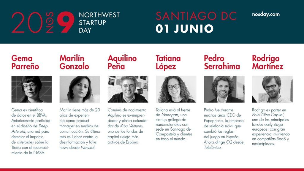NOSDay 2019 speakers